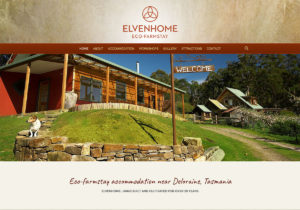 Elvenhome Farm has a new website and new branding